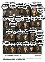 Юмористический комикс по D&D