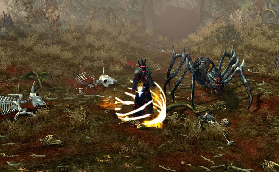 Sacred 2: Падший ангел - скриншоты, обои и постеры на Games.3Movie.net скач