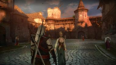 The Witcher Rise of the White Wolf