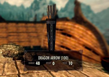Dragon Arrow