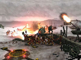Warhammer 40.000 Dawn of War: Winter Assault