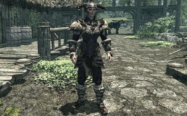Barbarian Armor Standalone
