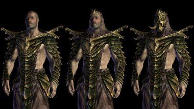 Dragon Priests Armor