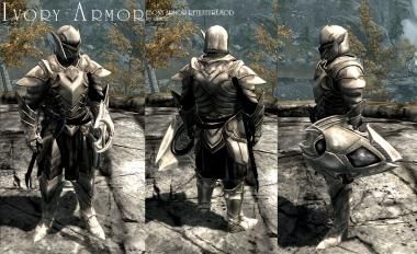 Ivory Weapons and Armor