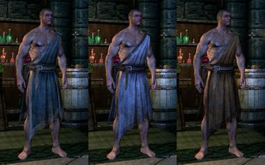 Revealing Mageapprentice Robes
