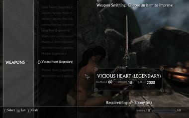 The Vicious Heart