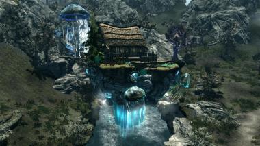 Crystal Rock Home