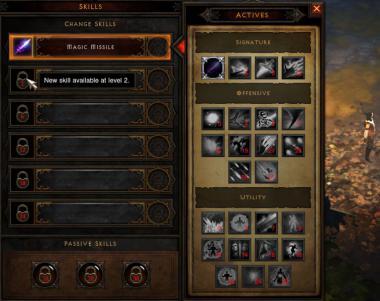 Diablo 3 skill