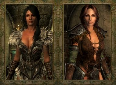 Ancient Nord Armor and Saviors Hide