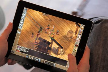Baldur's Gate: Enhanced Edition для iPad