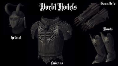Demon Lord Armor Set