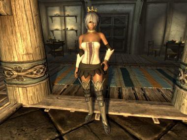 Gwendolic Armor