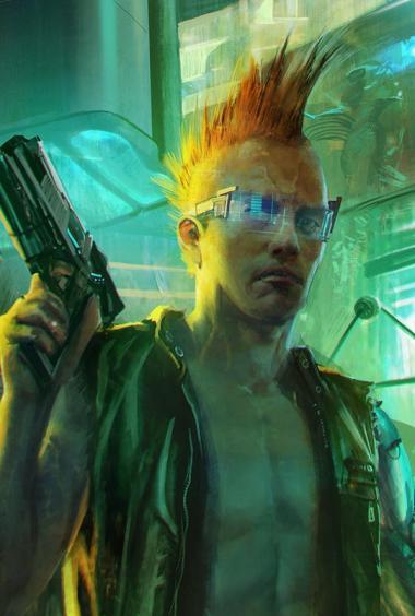 sci-fi RPG от CD Projekt