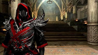 Daedric Mage Armor