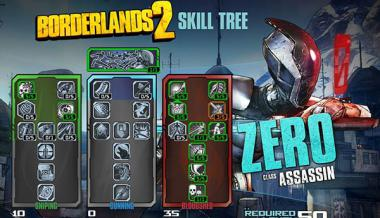Skill Tree Builder
