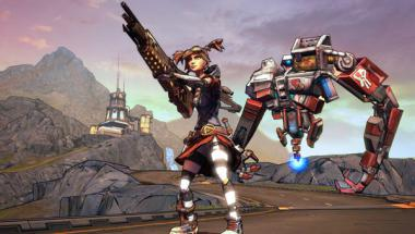 Mechromancer Borderlands 2