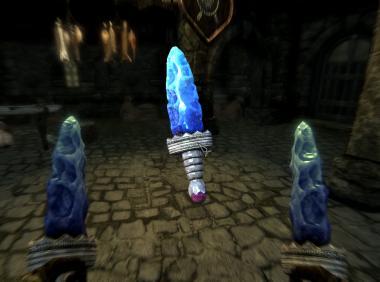 Crystaldagger