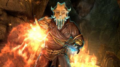 DLC Dragonborn Skyrim