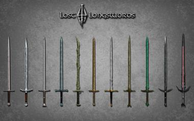 Lost LongSwords