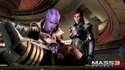 Mass Effect 3 Omega DLC