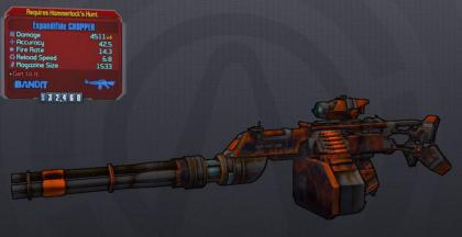 Borderlands 2 Hammerlock DLC
