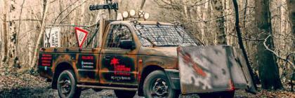 Zombie Killing Truck