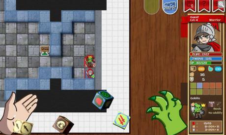 Paper Dungeons Lite